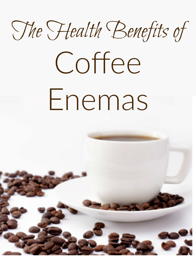 Wondering why coffee enemas are used to stimulate healing? Learn more about health benefits of coffee enemas.