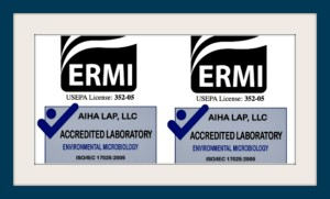 ERMI Test Collage from Mycoemtrics