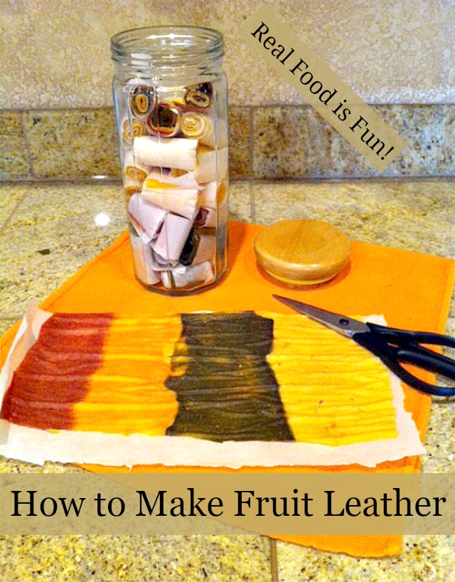 Pics Photos - How To Make Fruit Leather