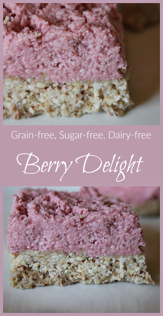 Following a grain-free protocol? Looking for gluten-free dessert alternatives?