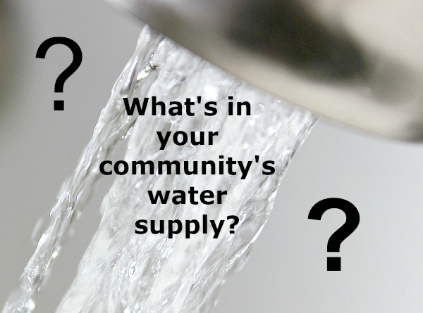 What's in your water supply PT
