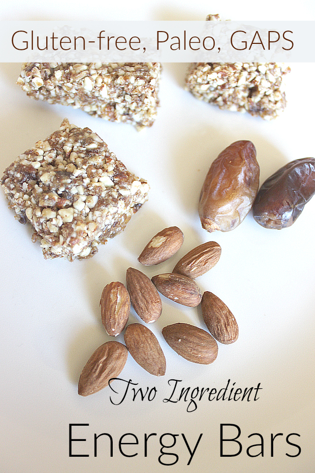 Looking for simple snack ideas Your family will love these gluten-free energy bars!