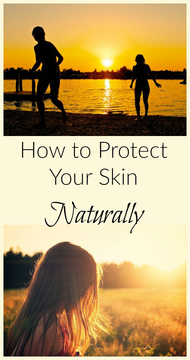 Looking for natural ways to protect your skin from harsh noonday sun? Try boosting your collagen!