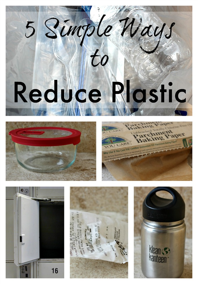 Reduce plastic collage -ITT