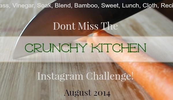 Crunchy Kitchen Instagram feature