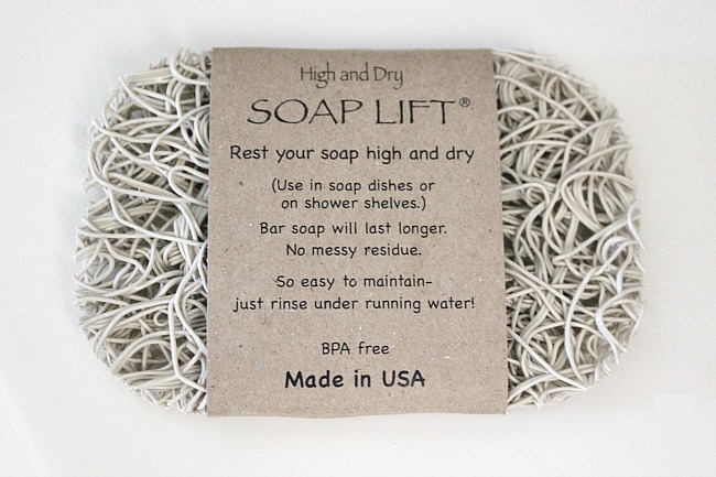 Soap Lift soap saver