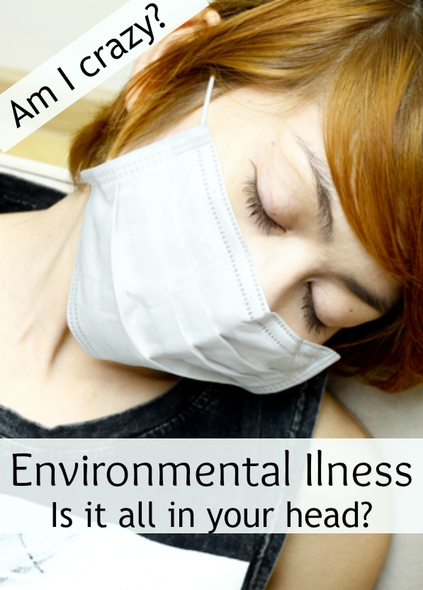 Are you hypersensitive to chemicals, mold or electrical fields Does someone you love struggle with environmental illness #toxicmold #mcs #emfs