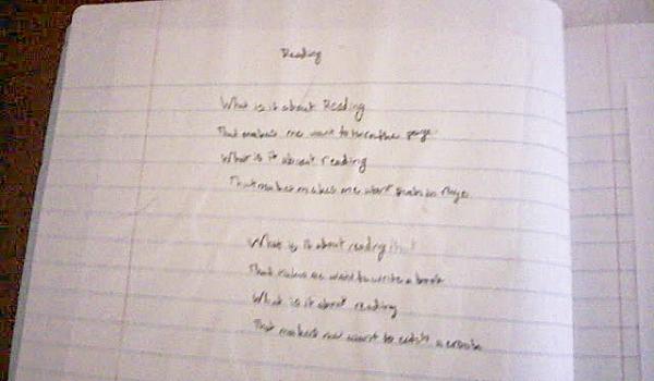 Handwriting and Environmental Illness