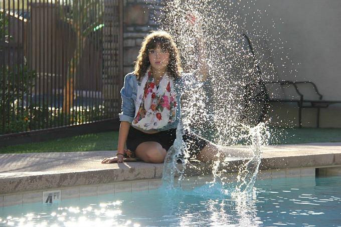 kaitlyn by water for ITT