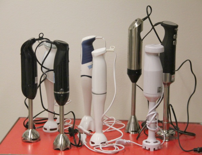 Eight tested blenders