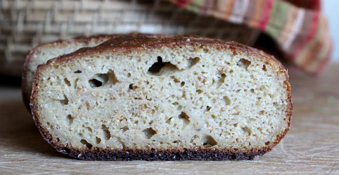 Grain-free Sourdough Breaad