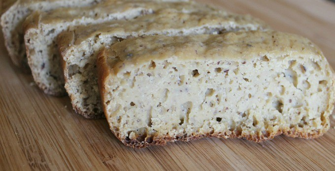 Gluten-free, Grain-free Sourdough Bread