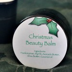 Christmas Beauty Balm with Frankincense and Myrrh ITT