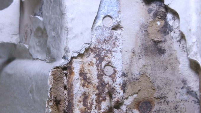 Mold in Oklahoma City public housing