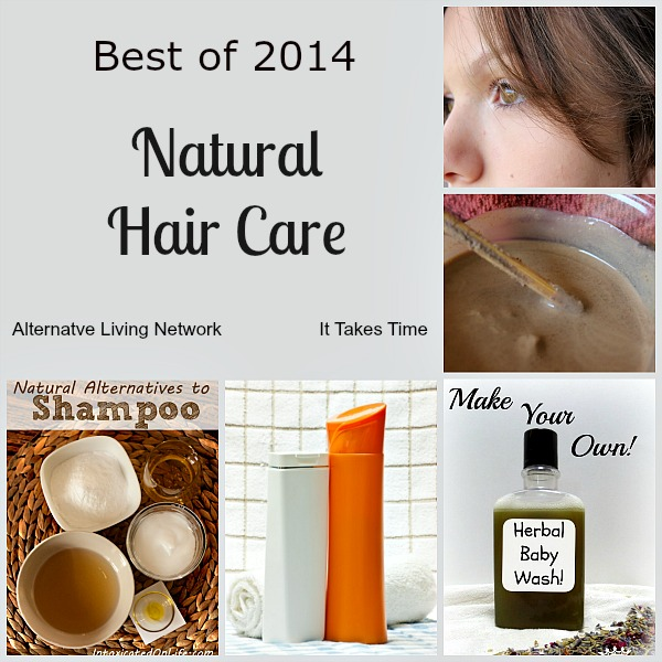 Natural Hair Care  best of 2014 collage