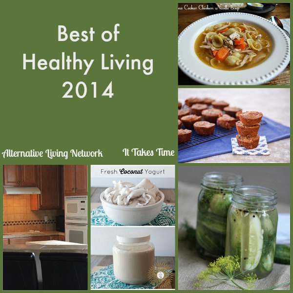 Best of Healthy Living 2014 ALN