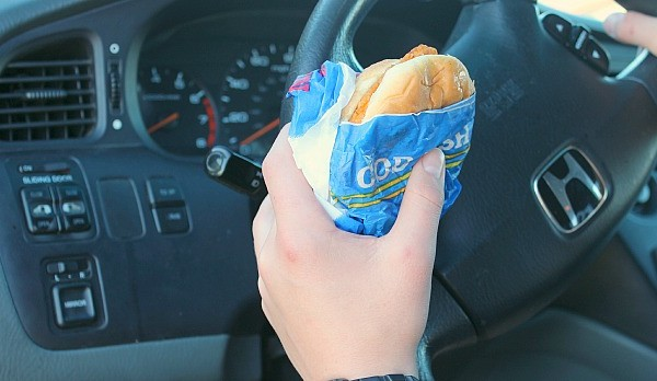 Fast Food and Driving feature