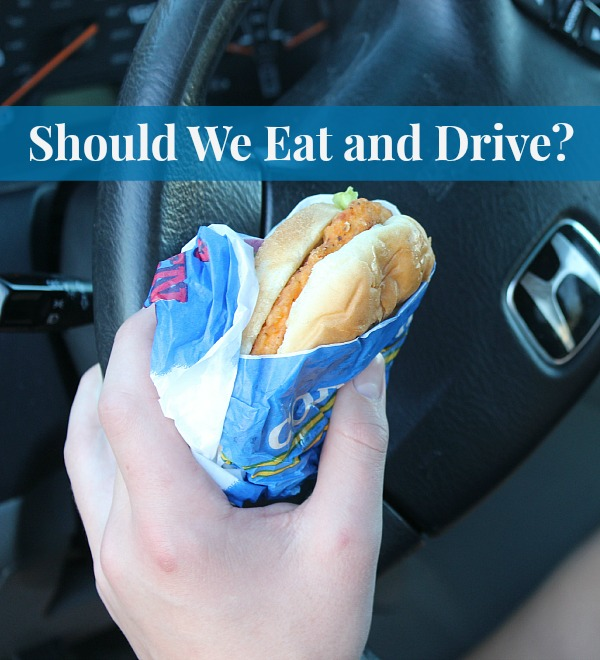 Should we eat and drive