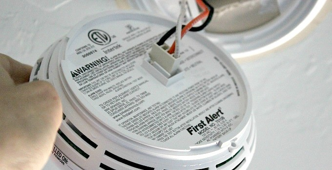 How and Why We Replaced Our Smoke Alarms