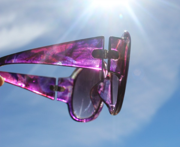 sunglasses avoidance for breast cancer prevention