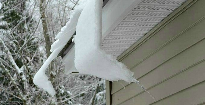 How to Prepare Your Home for Melting Snow
