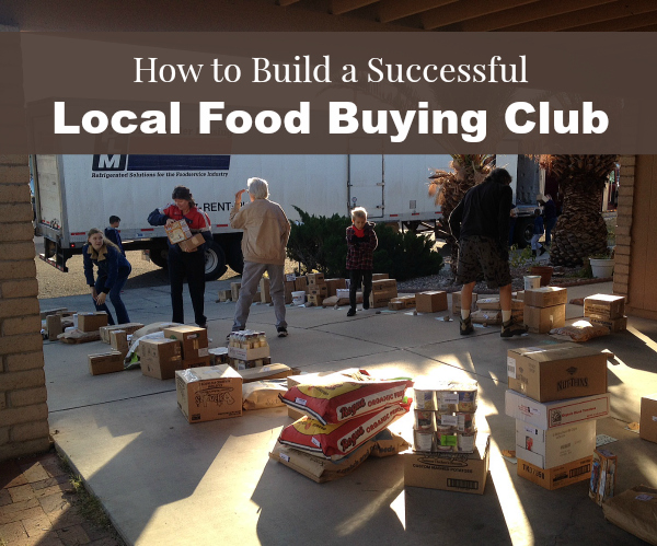 how to build successful local food buying club PT