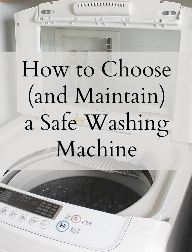 Shopping for a washing machine Wondering how to keep your machine mold-free Check out these practical suggestions for keeping your washing machine safe.