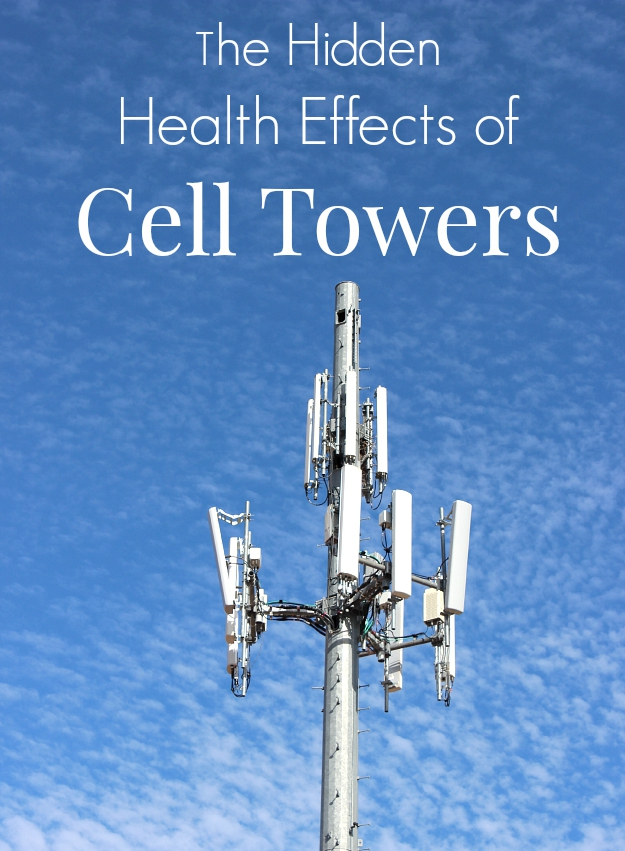 Researchers in Japan have connected improved health of condominium residents improved once the mobile base station was removed from their rooftop.