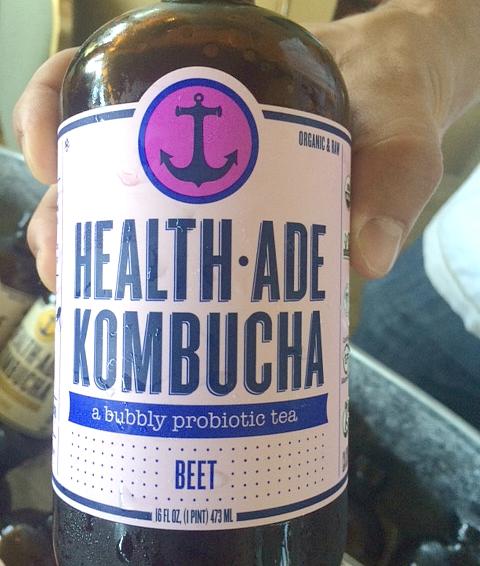 Health-Ade Beet Kombucha