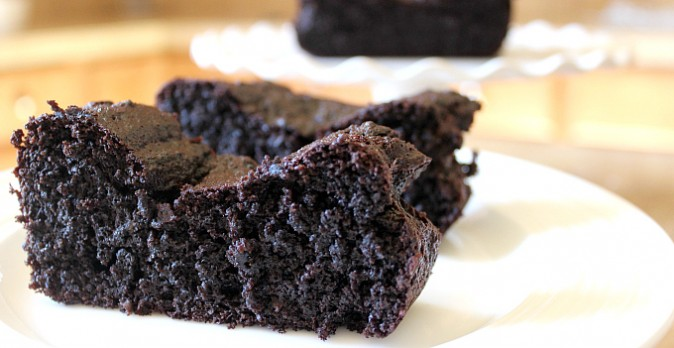 Grain-free Devil's Food Cake