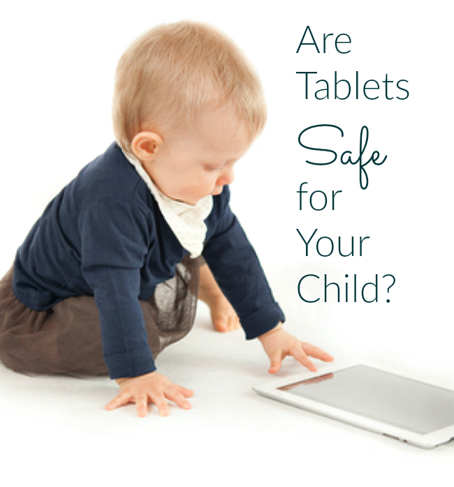Are iPads as harmless as we're led to believe? What does the American Academy of Pediatrics say about the use of wireless devices in the home? Is there a better way to use tablets?