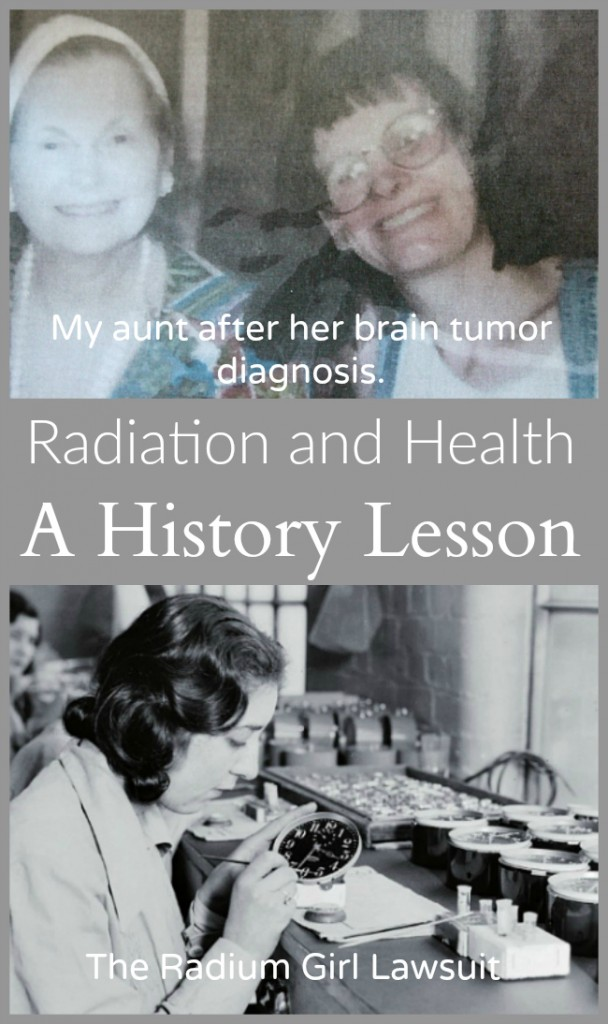 What can we learn from history when it comes to radiation and health? Find out what John Wayne, The Radium Girls, my aunt and shoe fitting have in common!