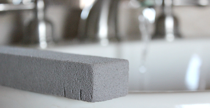 Pumice for Cleaning - It Takes Time