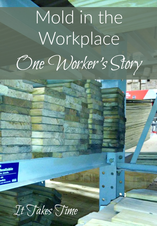 Toxic mold can impact your health at home, school or the workplace. Find out how this worker found relief in his workplace!