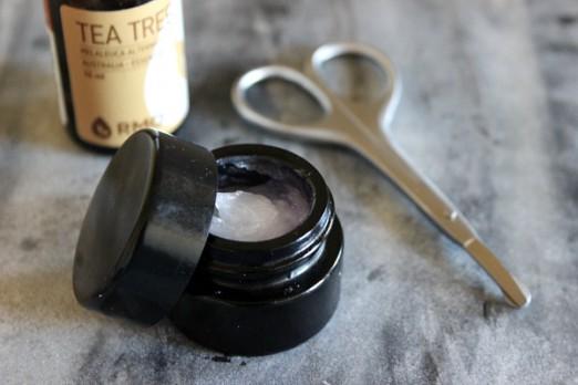 DIY Nail Cream