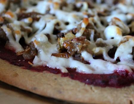 Grain-free Nightshade-free Pizza