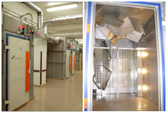 Images of the Radiofrequency Radiation Research Facility courtesy of National Toxicology Program