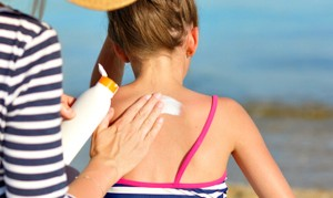Sunscreen nanoparticles