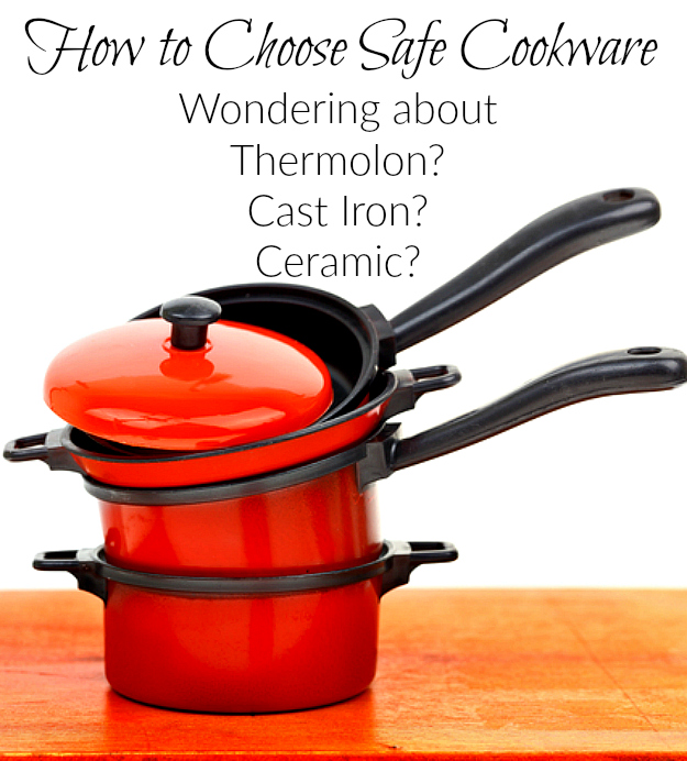 Are you confused when it comes to safe cookware options? Wondering which options are truly safe?