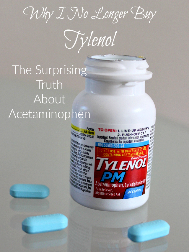 Acetaminopen is America's number one drug ingredient. Find out why we took it out of our medicine cabinet!