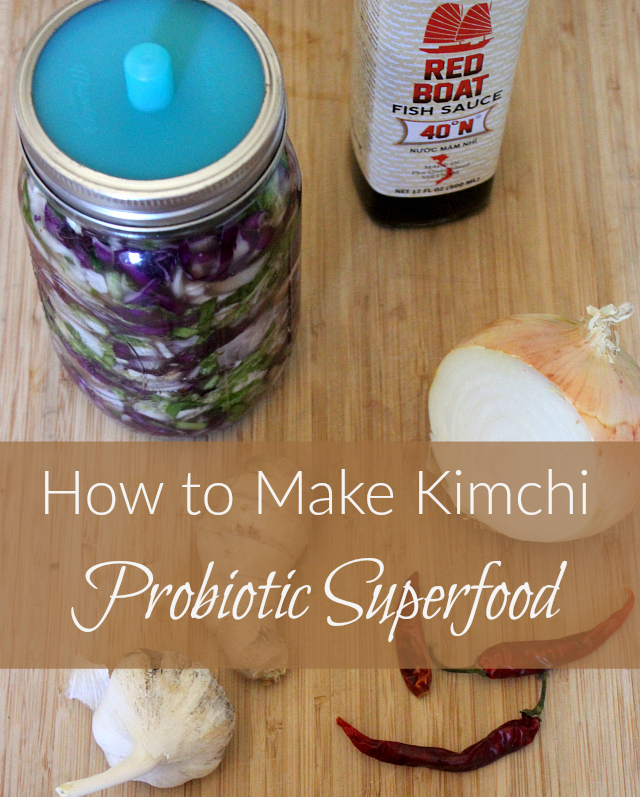 How to make kimchi it takes time for Where to buy red boat fish sauce
