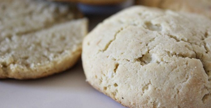 Paleo Almond Flour Biscuits