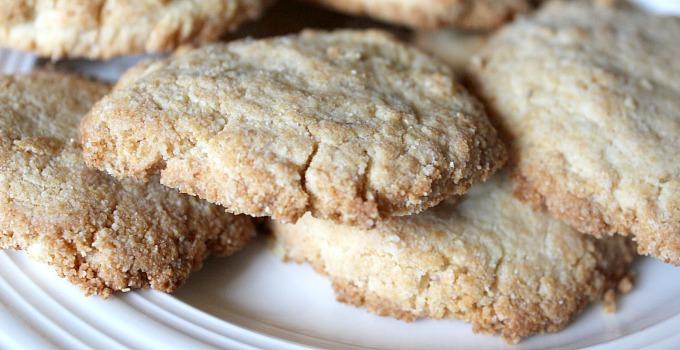 Simple Paleo Cookies