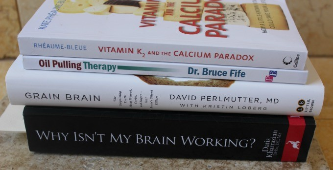 Four Health Books for Your Summer Reading