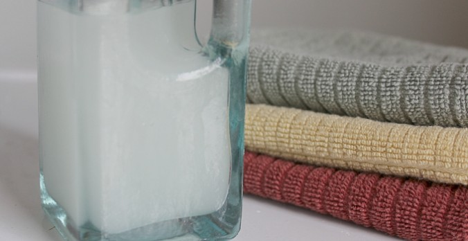 DIY Liquid Laundry Detergent Recipe