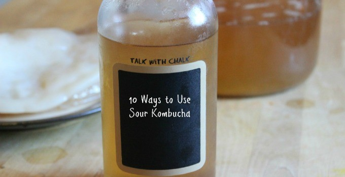 10 Alternative Uses for Kombucha