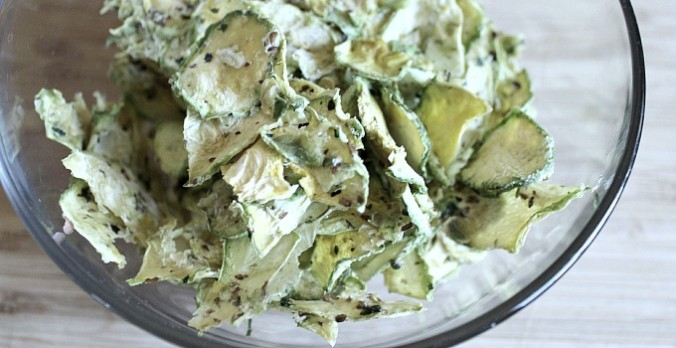 Sour Cream and Onion Veggie Chips