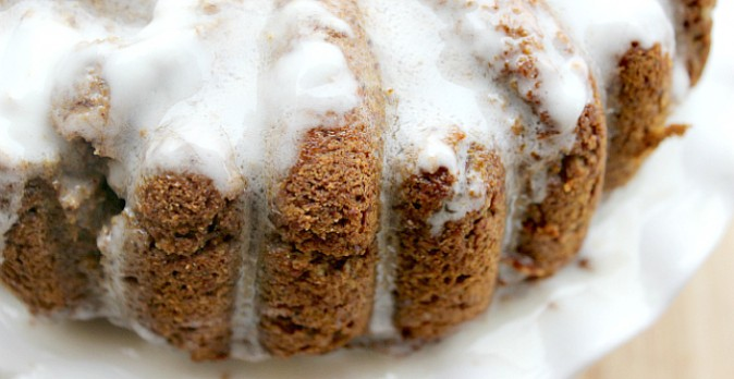 Paleo Pumpkin Spice Bundt Cake