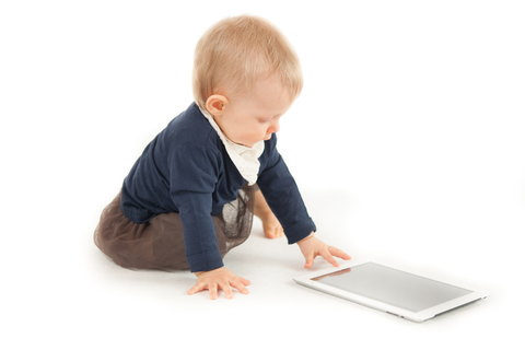 Are Tablets Safe for Your Child?