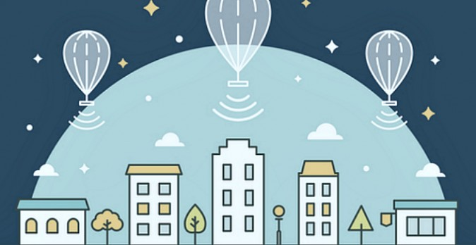 Google's Project Loon – Cell Towers in the Sky